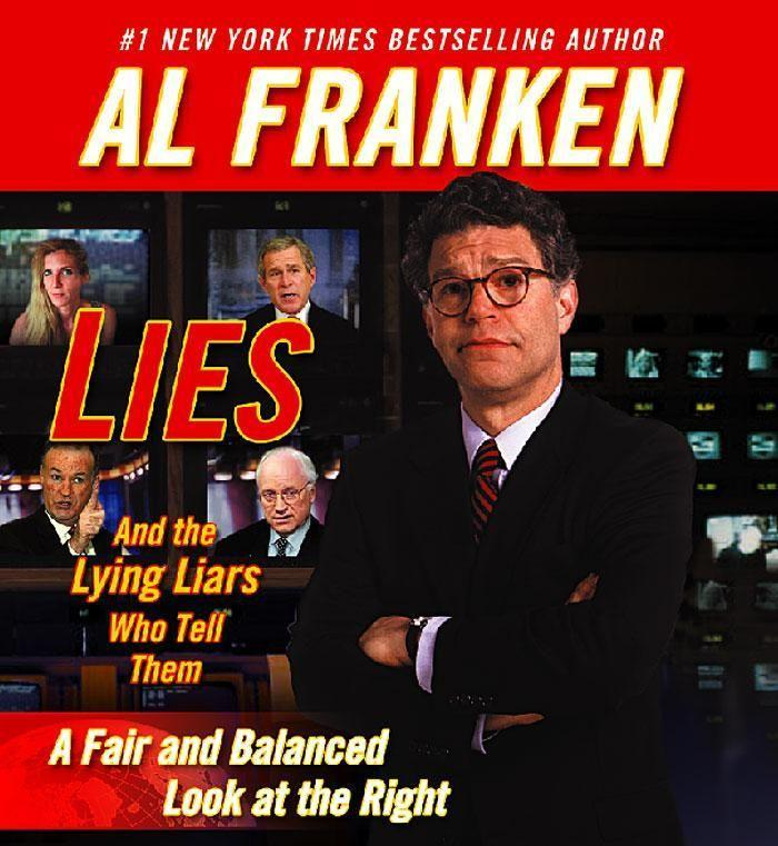 Lies and the Lying Liars Who Tell Them: A Fair and Balanced Look at the Right als Hörbuch