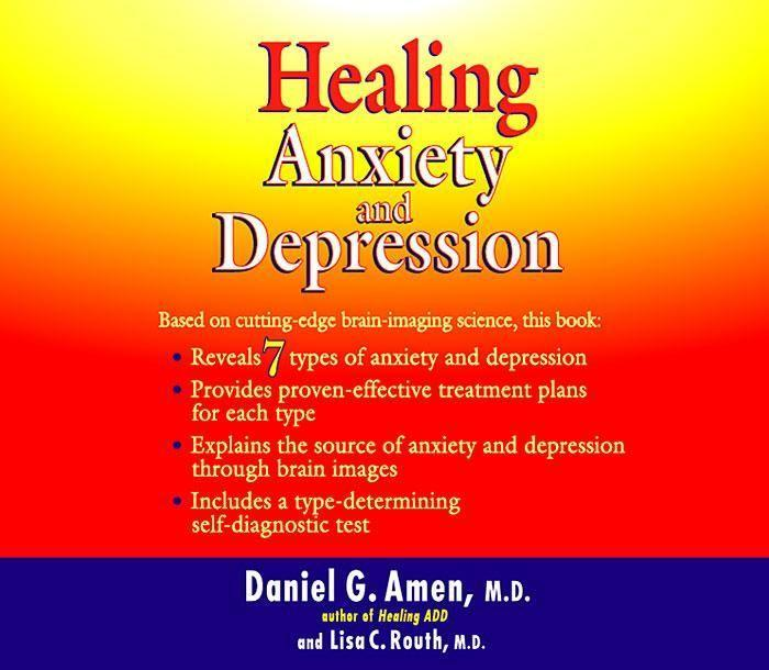 Healing Anxiety and Depression als Hörbuch