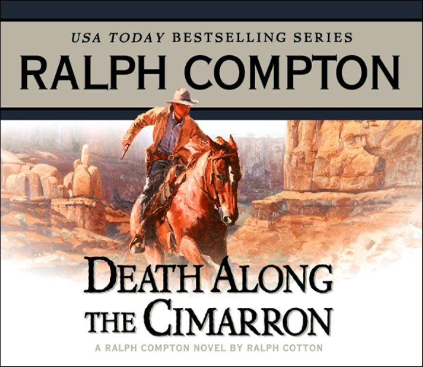Death Along the Cimarron als Hörbuch CD