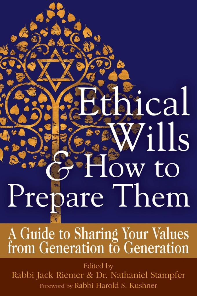 Ethical Wills & How to Prepare Them (2nd Editio...