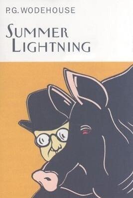 Summer Lightning als Buch