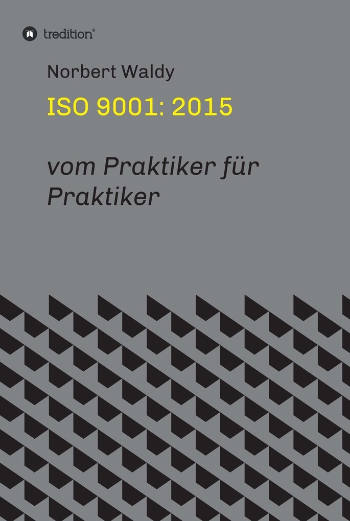ISO 9001: 2015 als eBook Download von Norbert W...