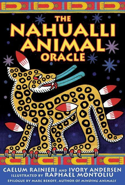 Nahualli Animal Oracle als Taschenbuch