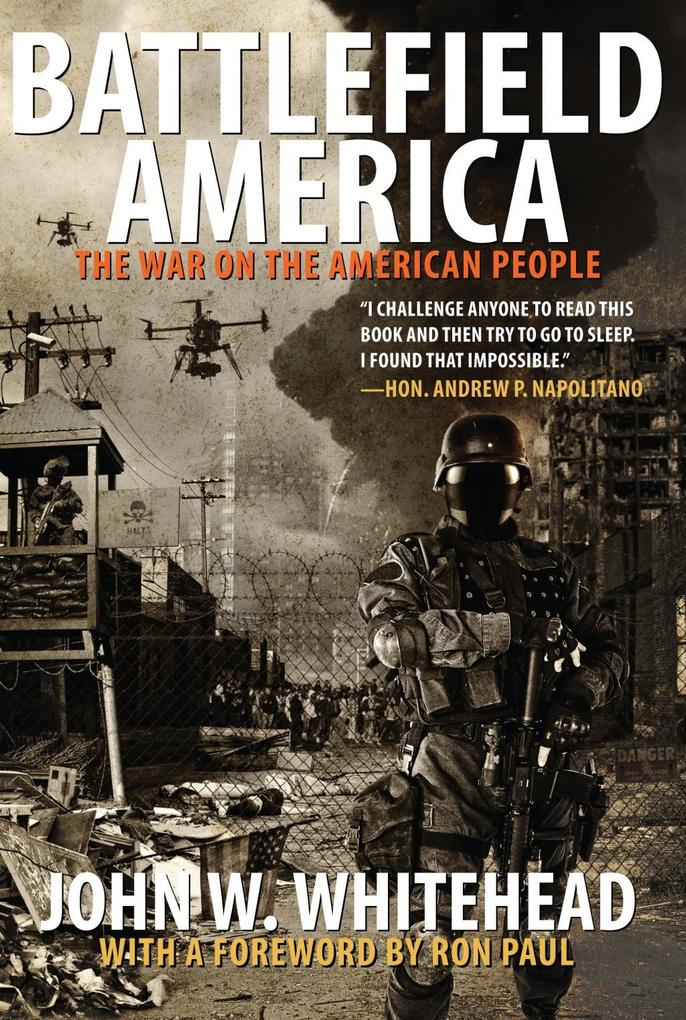 Battlefield America als eBook Download von Whit...