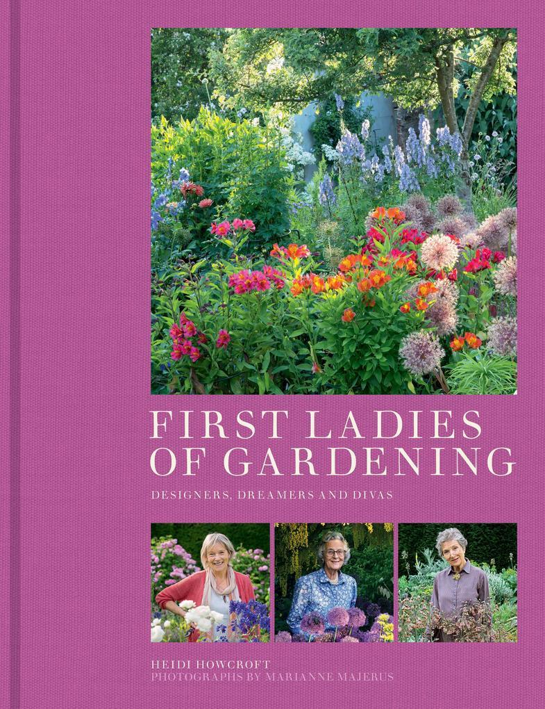 First Ladies of Gardening als eBook Download vo...