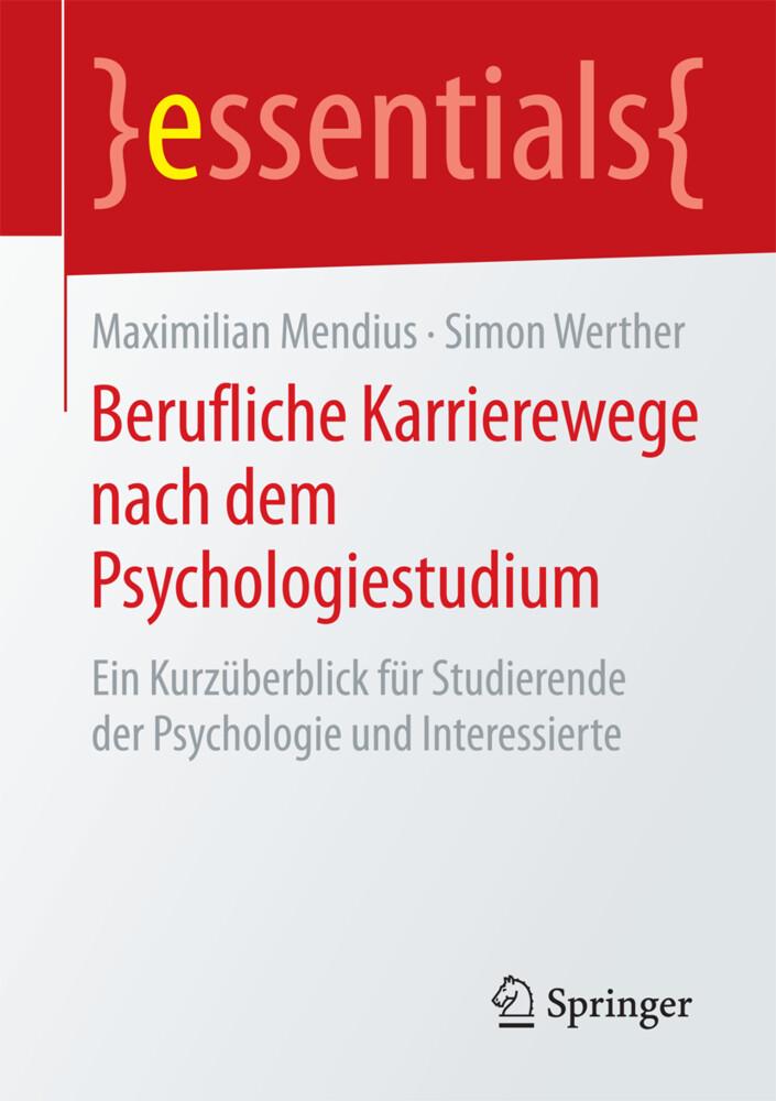 Berufliche Karrierewege nach dem Psychologiestu...