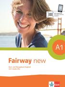 Fairway A1 new Kurs- und Übungsbuch + 2 Audio-CDs