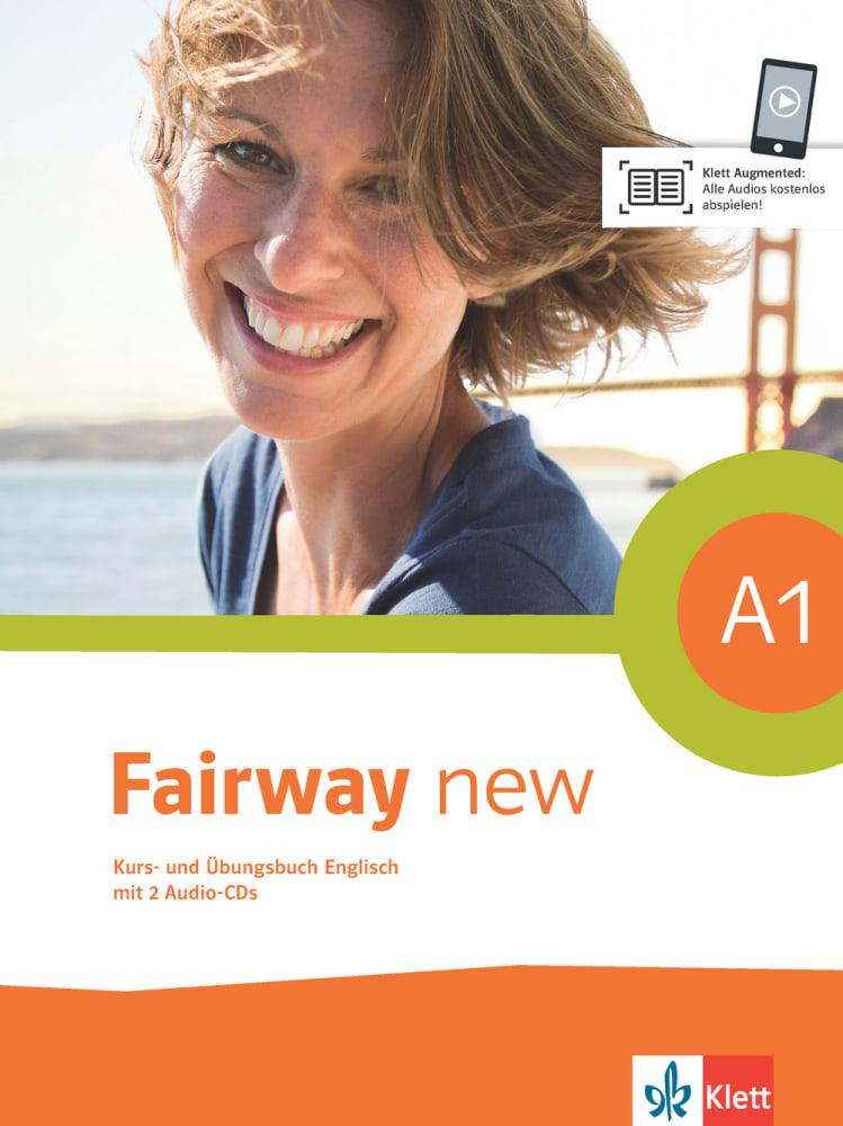 Fairway A1 new Kurs- und Übungsbuch + 2 Audio-CDs als Buch
