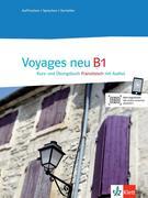 Voyages neu B1 Kurs- und Übungsbuch + Audio-CD