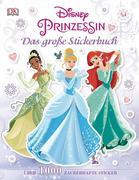 Disney Prinzessin. Das große Stickerbuch