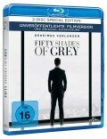 Fifty Shades of Grey - Geheimes Verlangen (Combo-Pack)