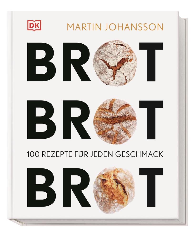 Brot Brot Brot als Buch