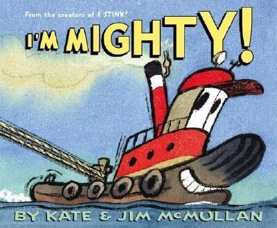 I'm Mighty! als Buch