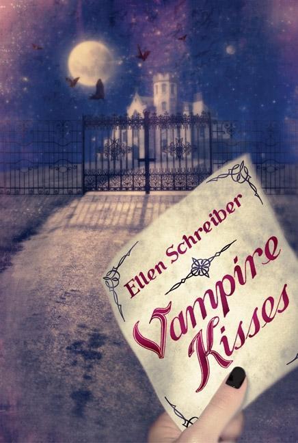 Vampire kisses als Buch