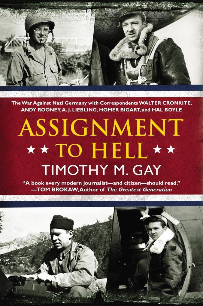 Assignment to Hell als eBook Download von Timot...