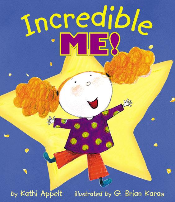Incredible Me! als Buch
