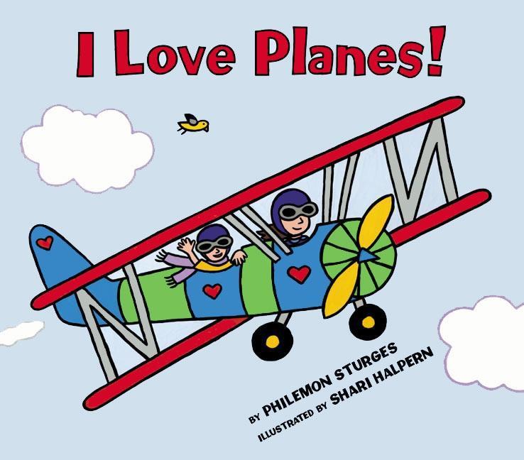 I Love Planes! als Buch