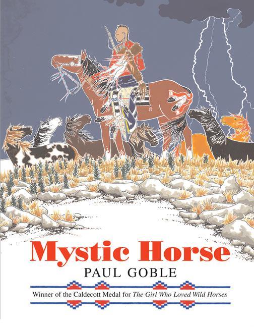 Mystic Horse als Buch