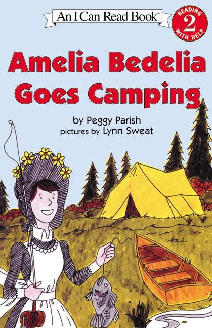 Amelia Bedelia Goes Camping als Taschenbuch