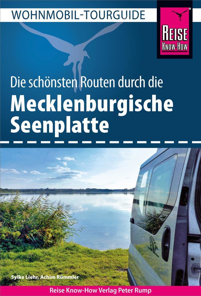 Reise Know-How Wohnmobil-Tourguide Mecklenburgi...