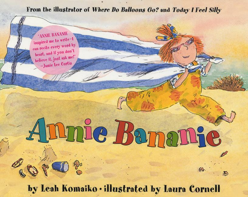 Annie Bananie als Taschenbuch