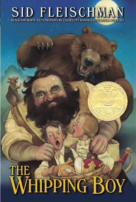 The Whipping Boy als Taschenbuch