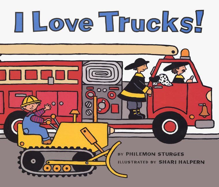I Love Trucks! als Buch