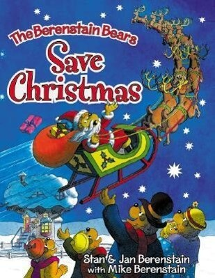 The Berenstain Bears Save Christmas als Buch