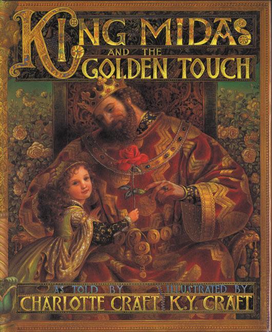 King Midas and the Golden Touch als Taschenbuch