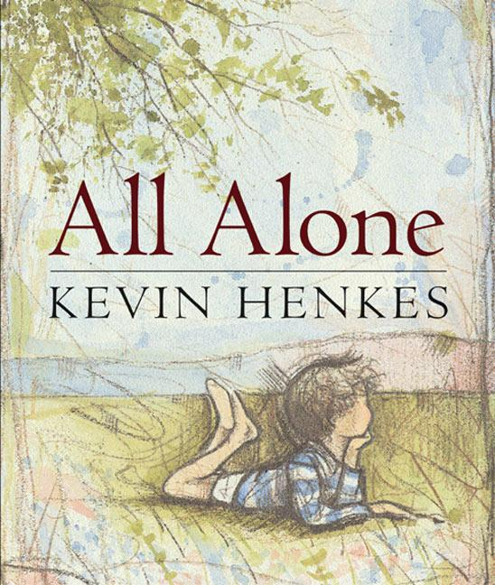 All Alone als Buch