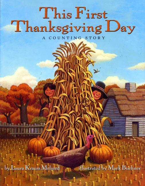 This First Thanksgiving Day: A Counting Story als Taschenbuch