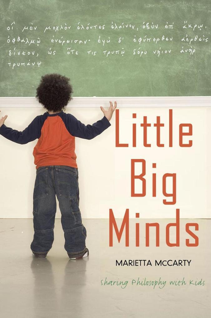 Little Big Minds als eBook Download von Mariett...