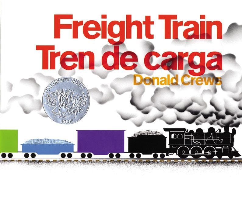 Freight Train/Tren de Carga als Buch