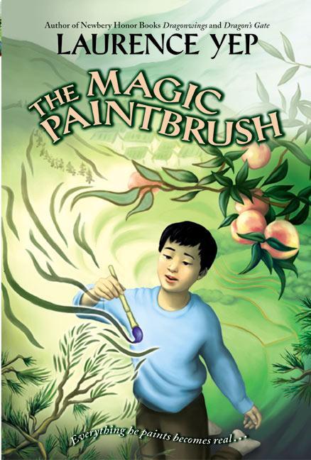 The Magic Paintbrush als Taschenbuch