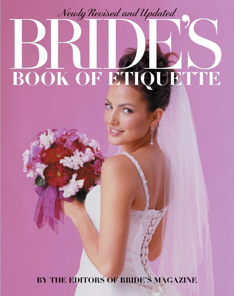 Bride's Book of Etiquette (Revised) als eBook epub