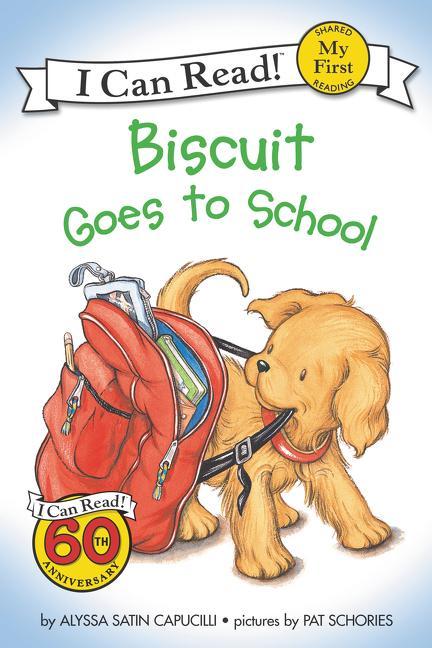 Biscuit Goes to School als Taschenbuch