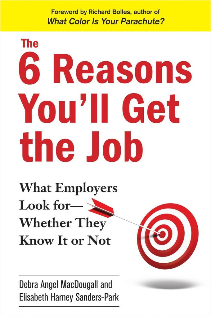 The 6 Reasons You´ll Get the Job als eBook Down...