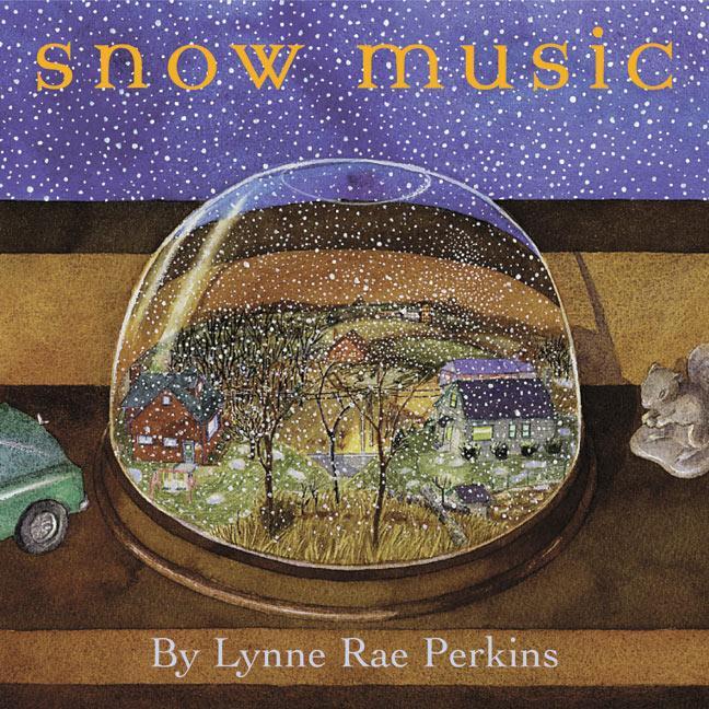 Snow Music als Buch