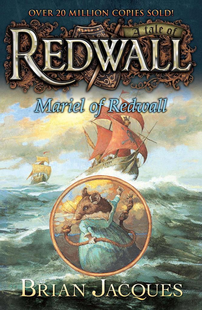 Mariel of Redwall als Taschenbuch