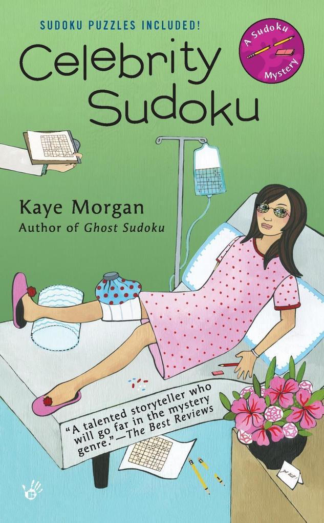 Celebrity Sudoku als eBook Download von Kaye Mo...