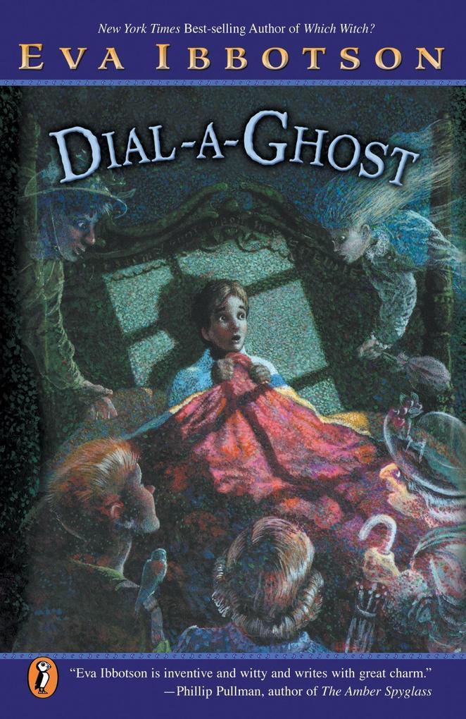 Dial-A-Ghost als Taschenbuch