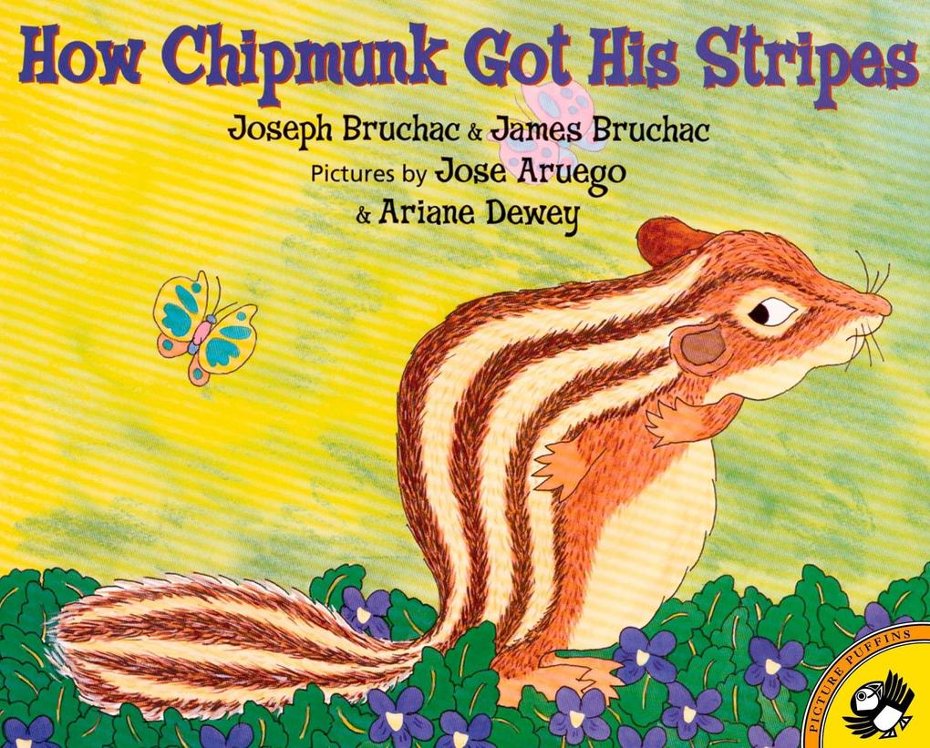How Chipmunk Got His Stripes als Taschenbuch