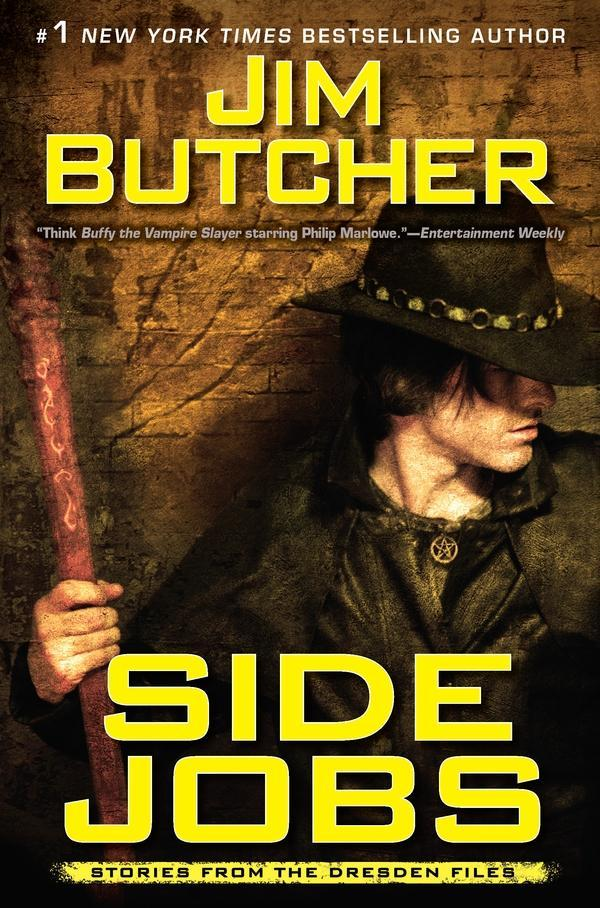 Side Jobs als eBook Download von Jim Butcher