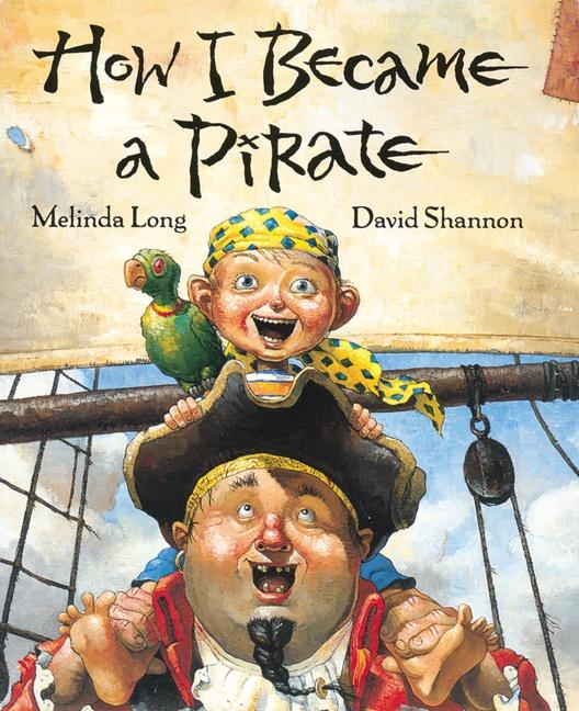 How I Became a Pirate als Buch