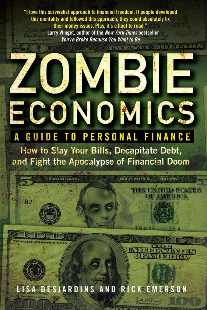 Zombie Economics als eBook Download von Lisa De...