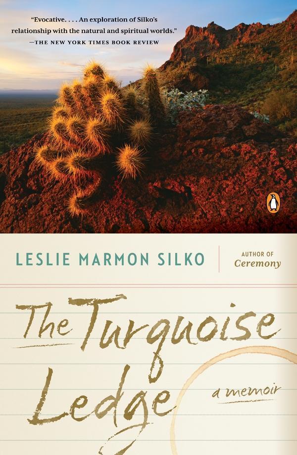 The Turquoise Ledge als eBook Download von Lesl...