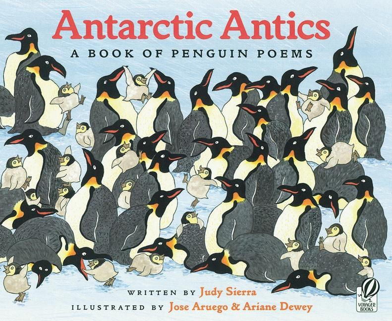 Antarctic Antics: A Book of Penguin Poems als Taschenbuch