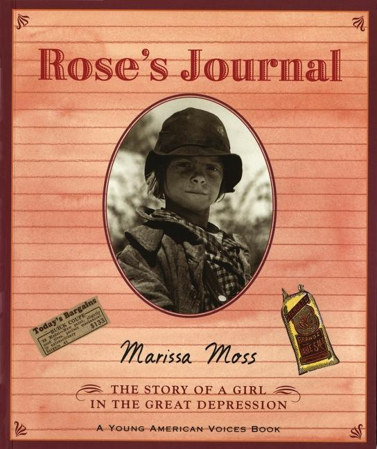 The Rose's Journal: A Photobiography als Taschenbuch