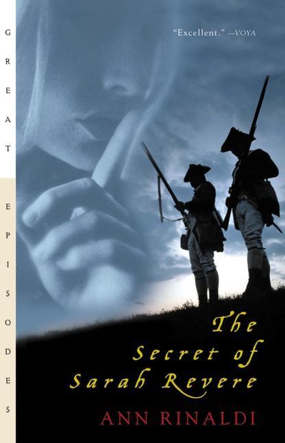 The Secret of Sarah Revere als Taschenbuch