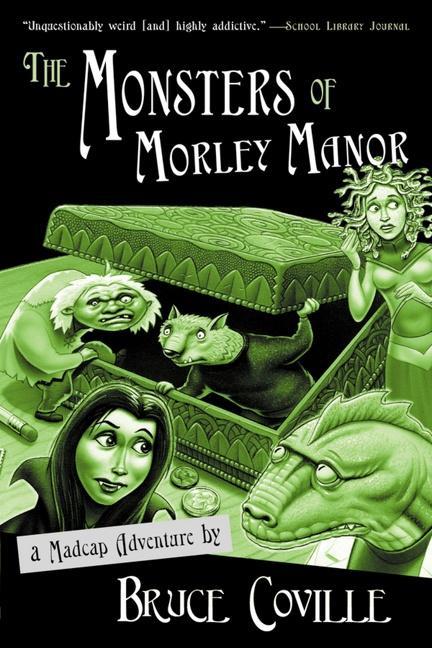 The Monsters of Morley Manor als Taschenbuch